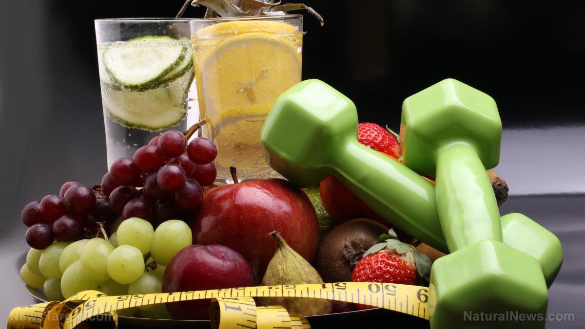 Improvement of natural foods rich in fiber