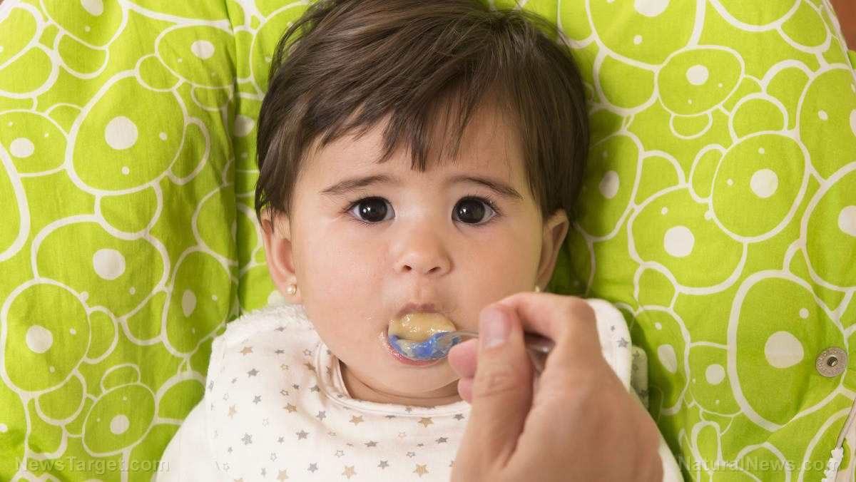 Find out what is harmful early baby food